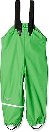 CareTec 4001 Pantalones Impermeable, Verde (Grün 974), 9 Meses/74 cm