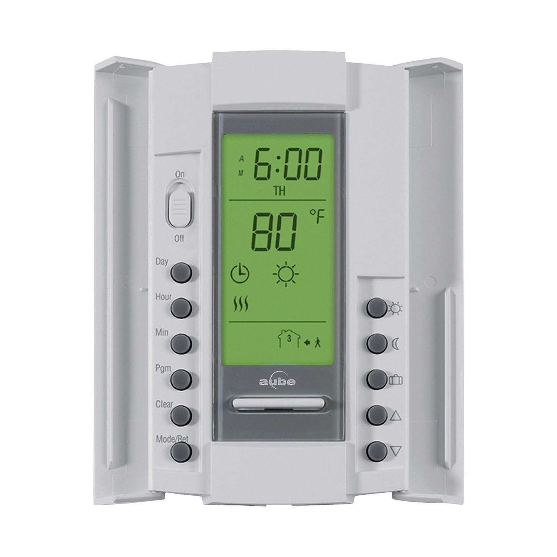 10 sqft Mat Kit, 120V Electric Radiant Floor Heat Heating System w ...