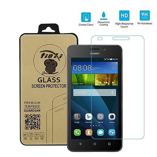 184 opinioni per tinxi® Protezione invisibile pellicola in vetro temperato per Huawei Y635