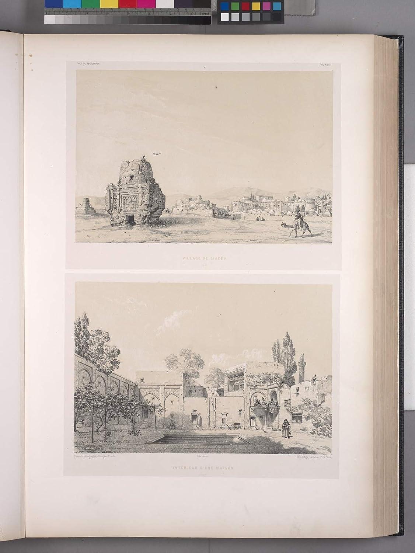 Amazon.com: Prints Poster - Village de Siadèh ; Interieur d ...