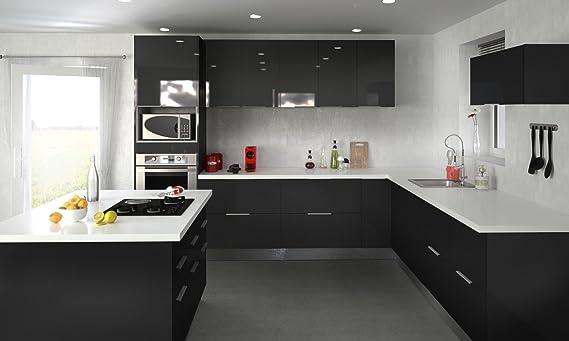 Mueble bajo de Cocina con Bandeja para Especias Berlioz Creations