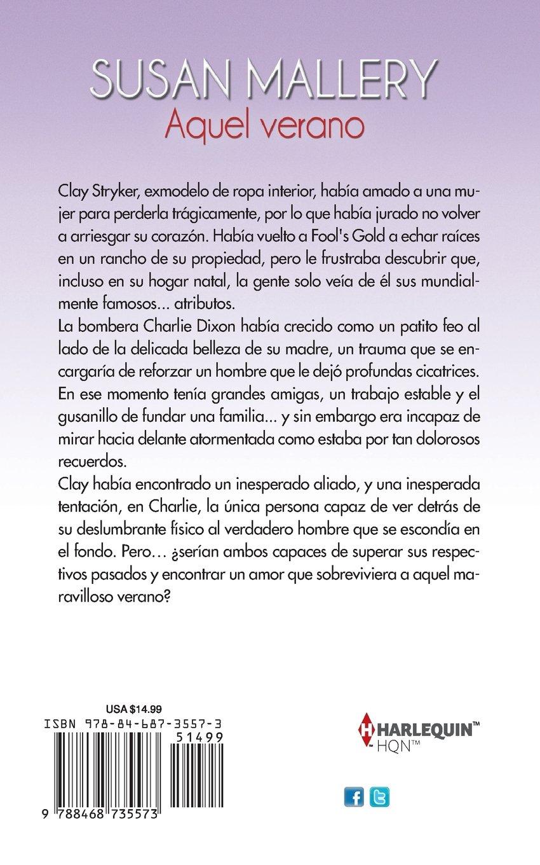 Aquel verano (Spanish Edition): SUSAN MALLERY: 9788468735573: Amazon.com: Books