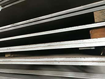 3//8 .375 Hot Rolled Steel Sheet Plate 10X 12 Flat Bar A36