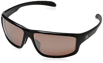 Adidas Kuma Cross Lunettes de soleil, Homme, 0A424, Noir , taille unique