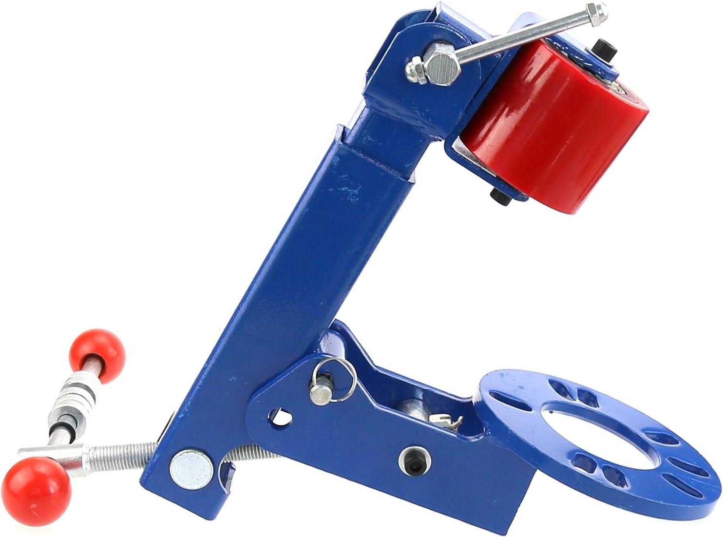 veh/ículos Pesados YJIIJY Herramienta para Reparar Guardabarros Fender Rodillo para Coches con Anillos de Distancia Herramienta de reparaci/ón de Accesorios