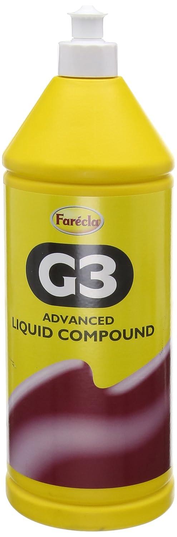 5990121 Ag3 1400 6 Flasche Farécla G3 Gewerbe Industrie Wissenschaft
