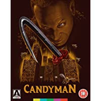 Candyman Limited Edition Bluray 1992 Region B [Blu-ray]