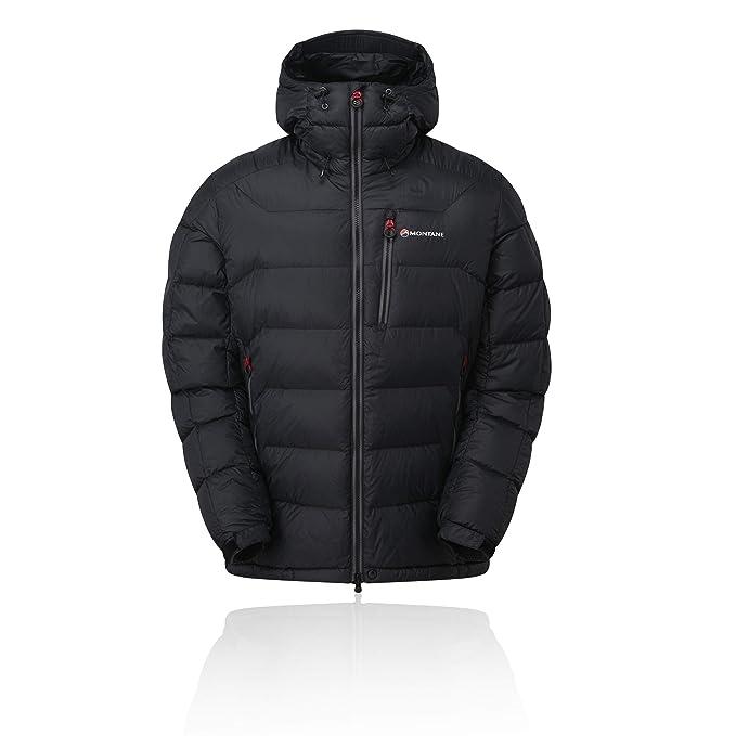 3cffeb57c90978 Montane Black Ice Jacket - AW18 - XXX Large  Amazon.co.uk  Clothing