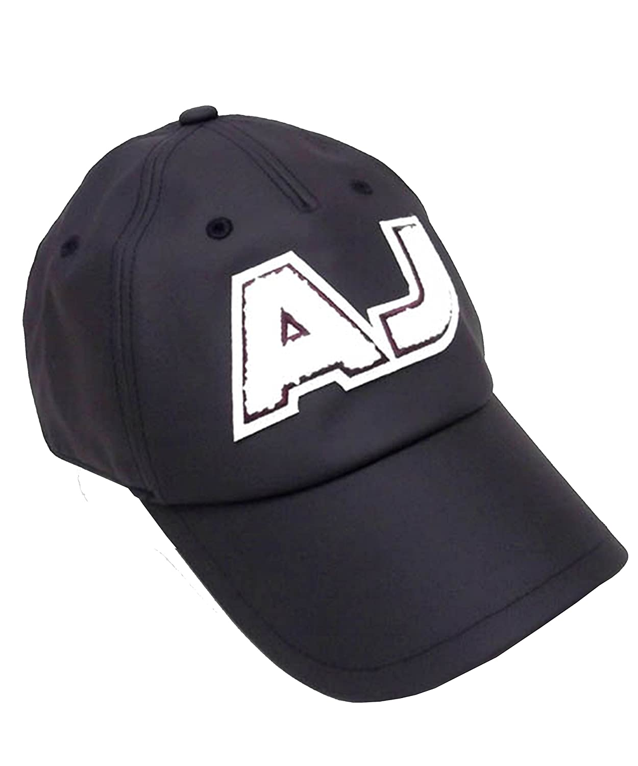 a352c6f8 Armani Jeans Mens Baseball Cap In Black- One Size: Amazon.co.uk: Clothing