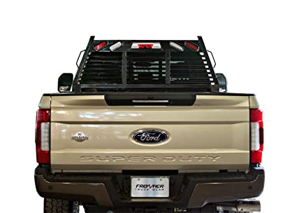 F250 Headache Rack >> Amazon Com Frontier Truck Gear 110 11 7009 17 17 F250 F350