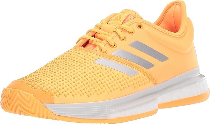 adidas Solecourt Boost W Tennisschuh für Damen, Orange