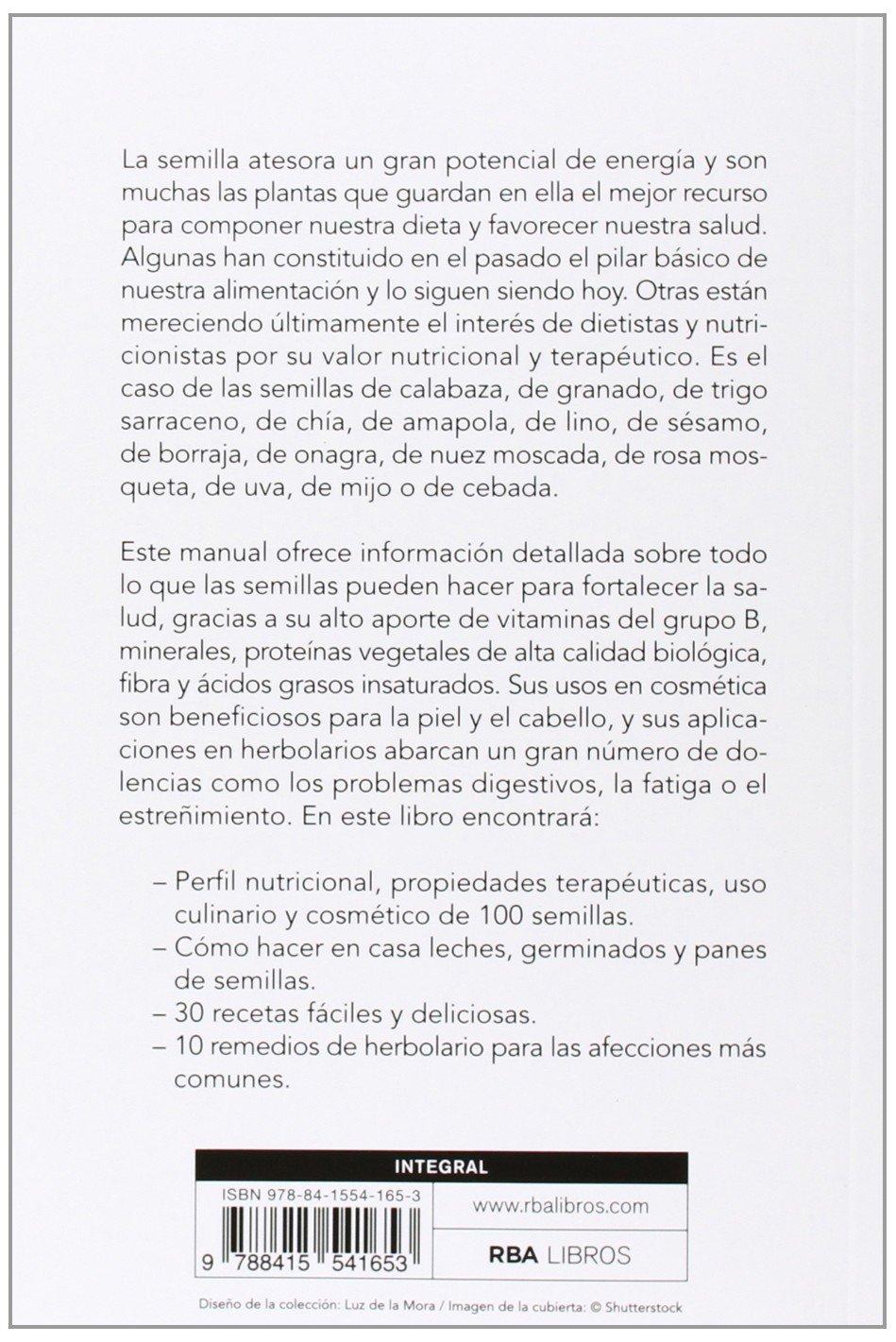 Cómo curan las semillas (SALUD): Amazon.es: Jordi Cebrián ...
