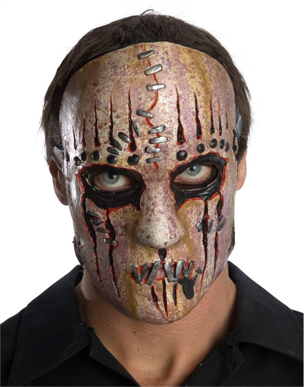 Slipknot Joey Mask, Brown, One Size