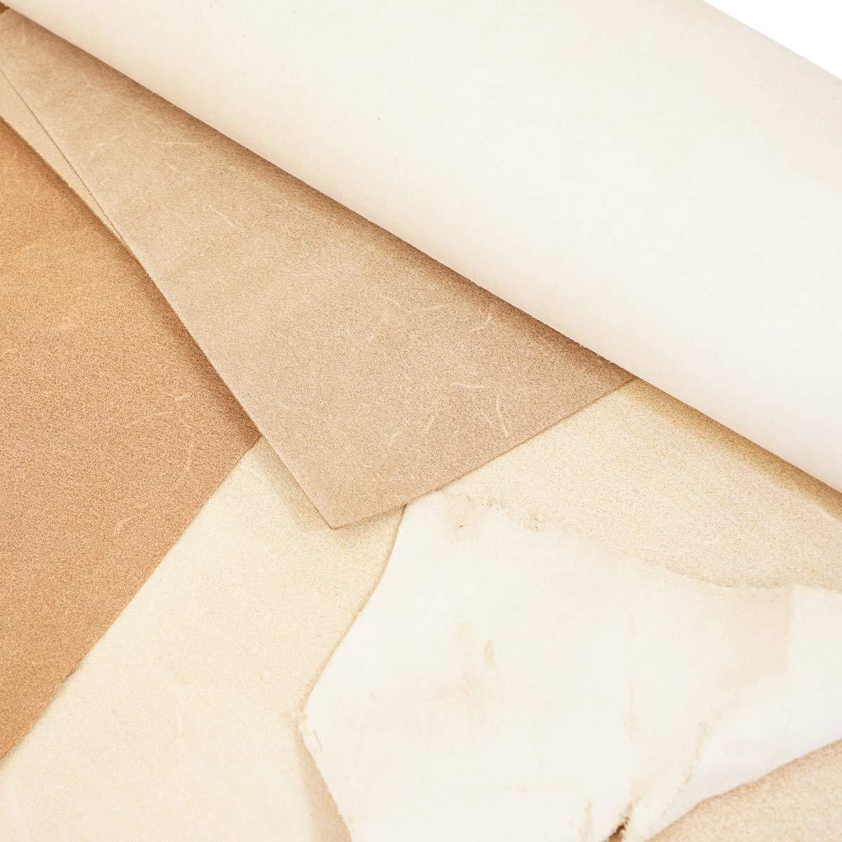 Springfield Leather Company Veg Tan Leather Bundle