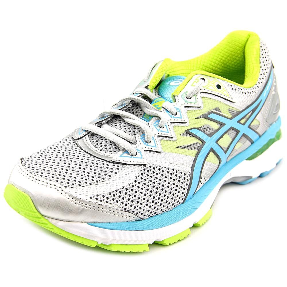 ASICS Women's GT-2000 4 Running Shoe B01LXQ58JE 6 B(M) US|Silver Turquoise Lime Punch