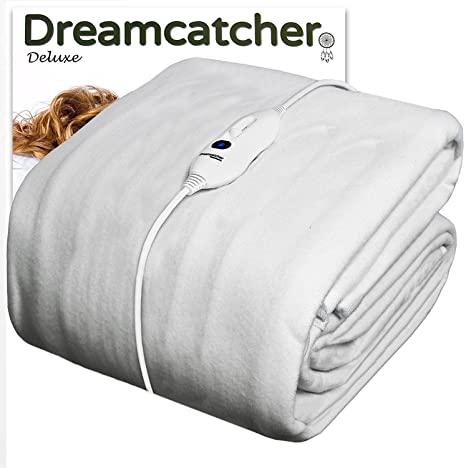 Polyester Electric Underblanket To Fit A Single/double Bed With 1heat Controller Home Décor Home & Garden