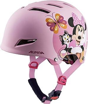 Alpina Park JR - Parque para niña Casco de Bicicleta, diseño de ...