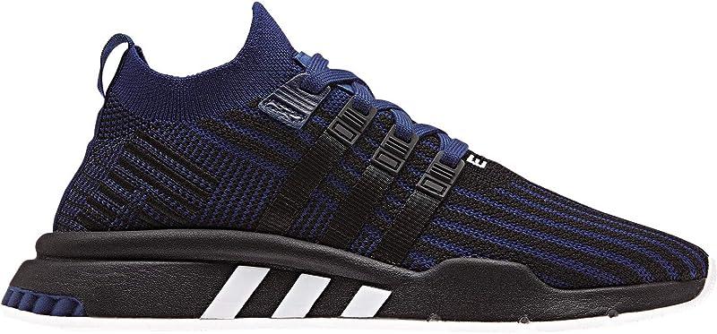adidas Herren EQT Support Mid ADV Pk Fitnessschuhe Schwarz Blau