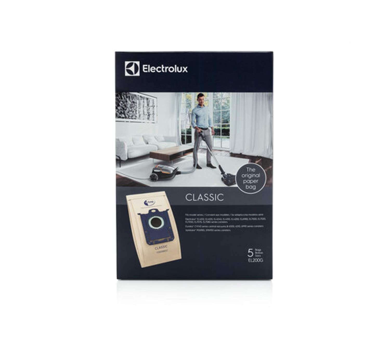 ELECTROLUX HOMECARE PRODUCTS Electrolux Vacuum Bag