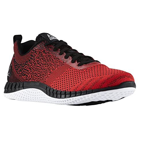 1d573d2893165 Reebok Print Run Prime Ultraknit Shoe Men s Running 14 Primal  Red-Black-White