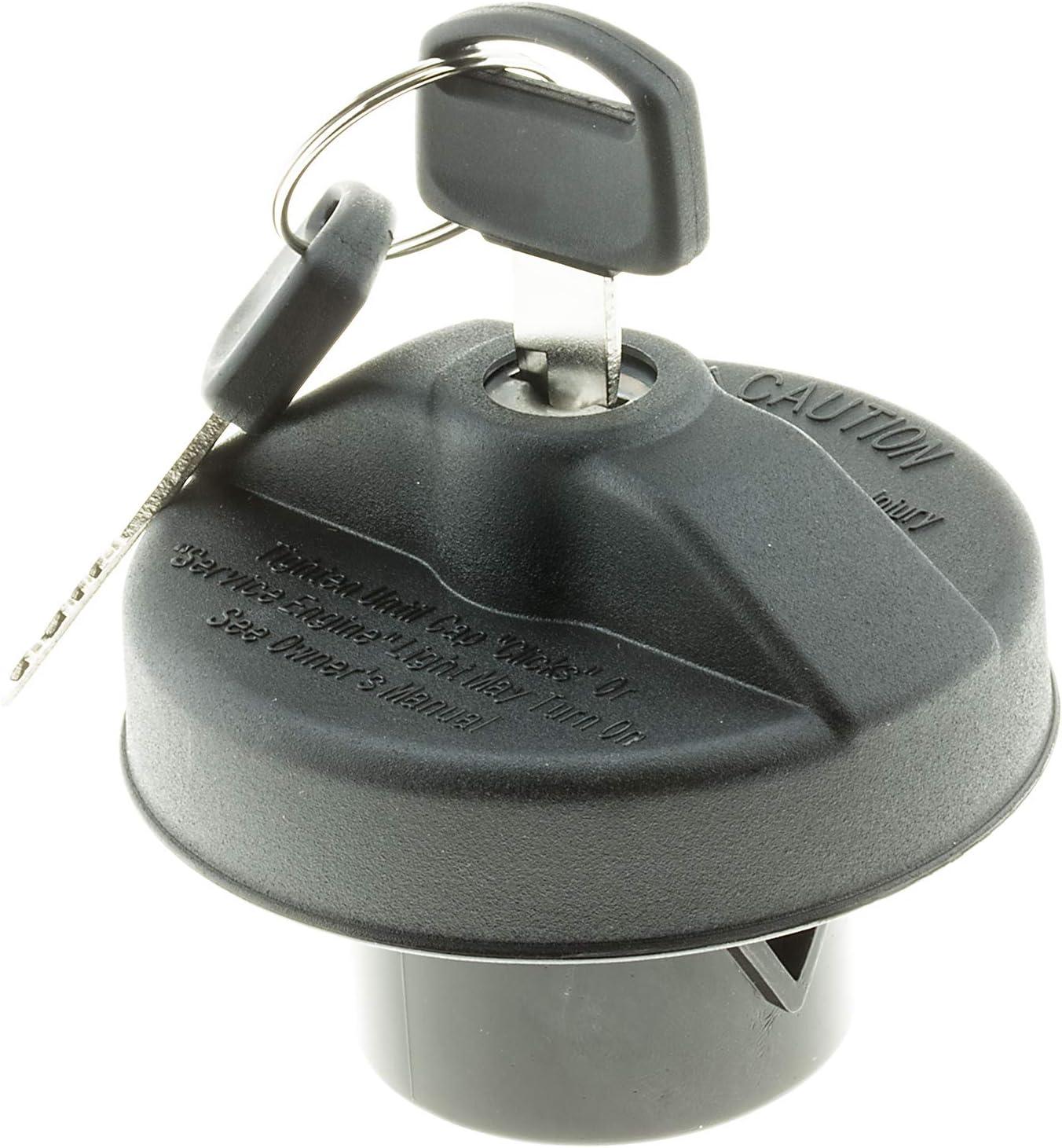MotoRad MGC804 Locking Fuel Cap | Fits Select Buick, Cadillac, Chevrolet, GMC, Oldsmobile, Pontiac, Saturn Applications