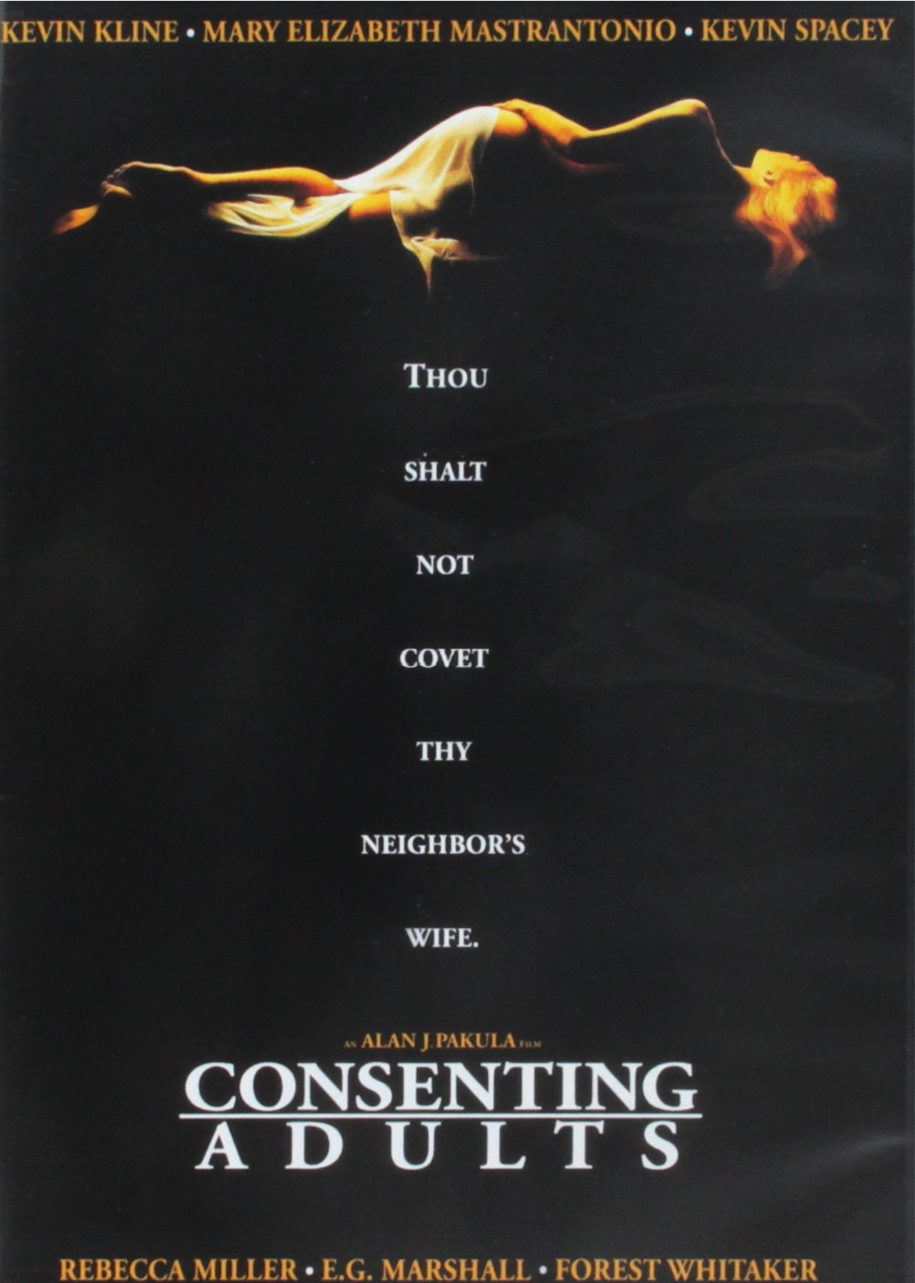 DVD : Consenting Adults (DVD)