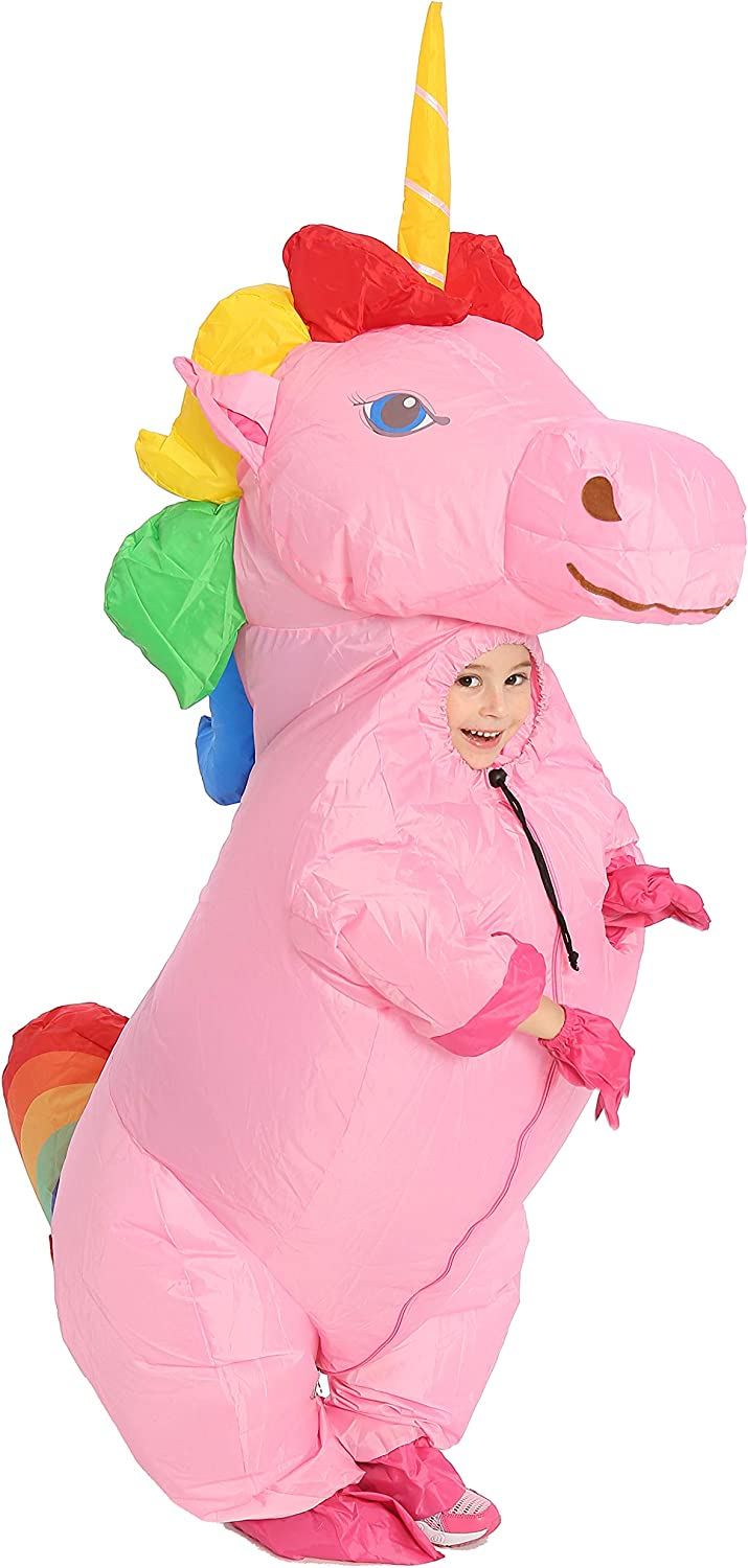 Funny Costumes Unicorn Inflatable Costumes