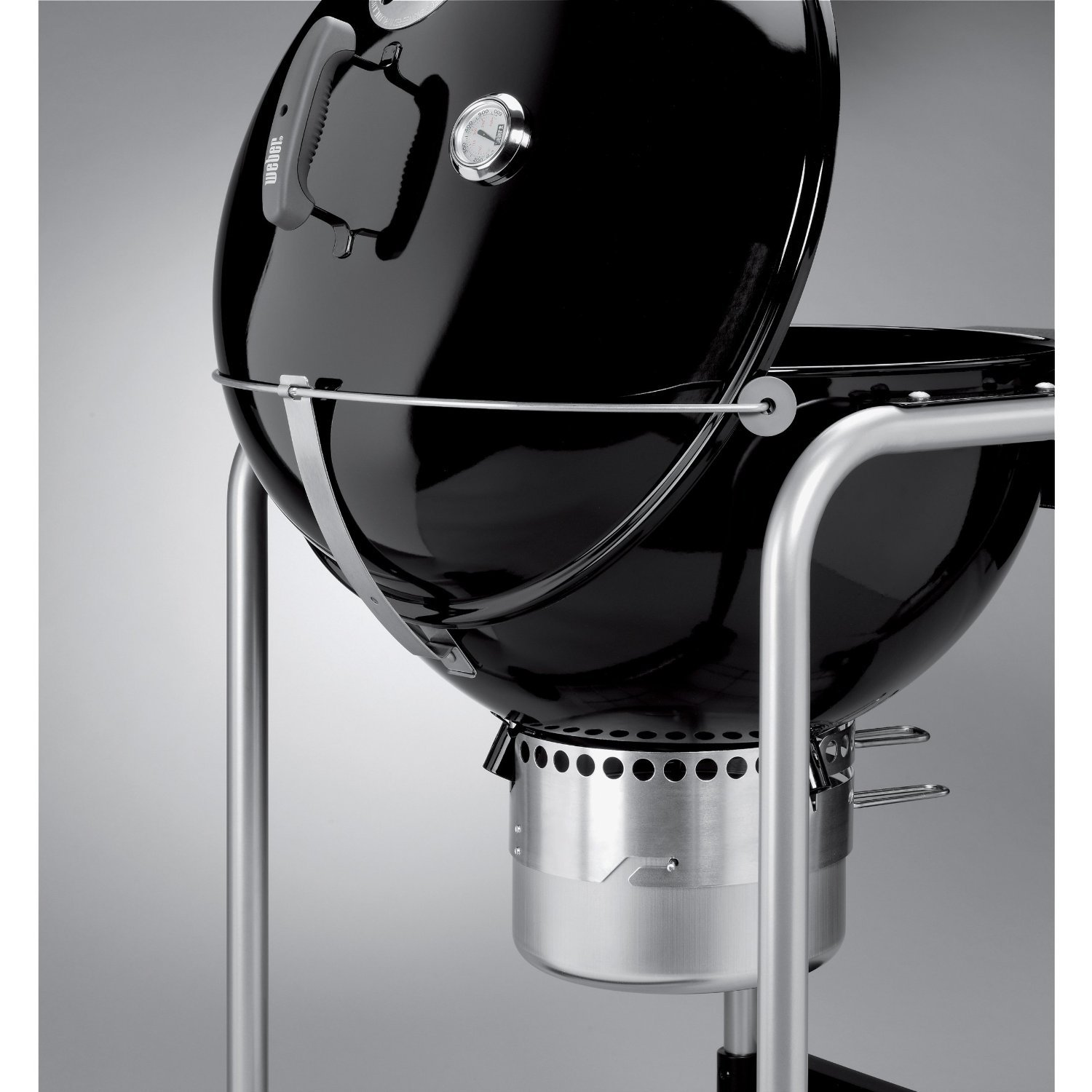 Amazon.com: ASADOR para CARBON WEBER PERFORMER SILVER: Health ...