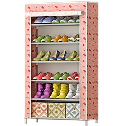 Amazon com: Fu Man Li Trading Company Dormitory shoe racks