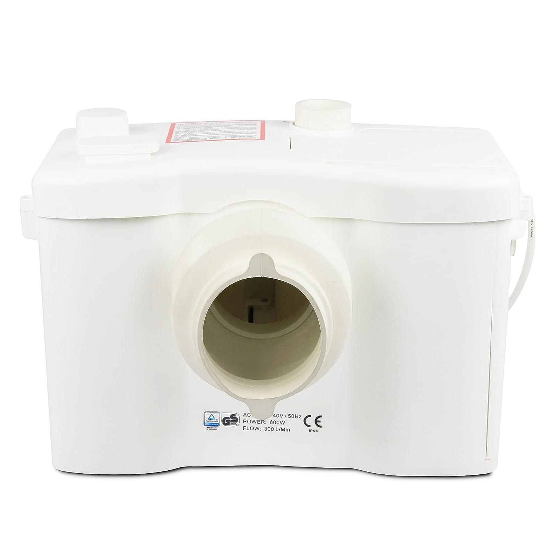 Broyeur sanitaire WC 600D Trad4U