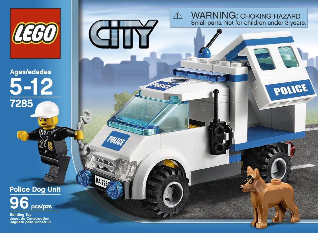 Amazon Lego Police Dog Unit 7285 Toys Games