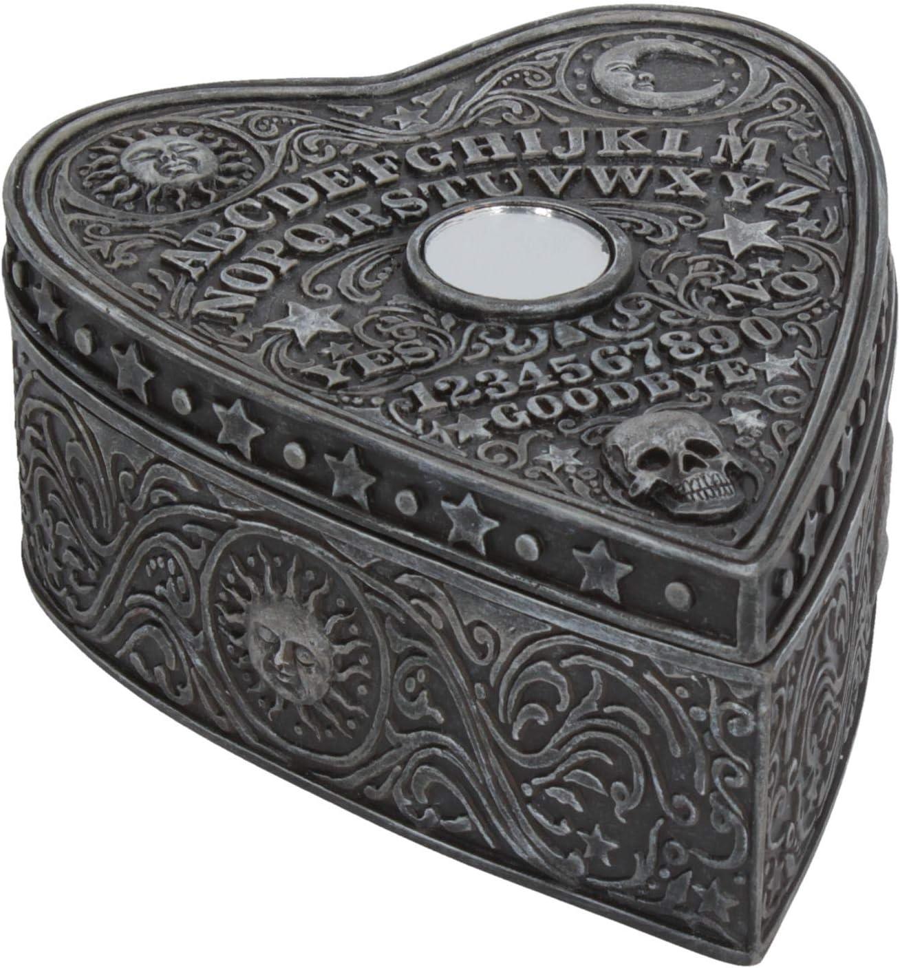 Nemesis Now Spirit Board Box 9cm Black