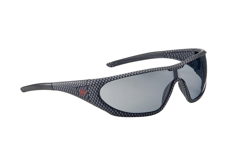 Dunlop DL0100001 Gafas de protección con lente oscura, Negro