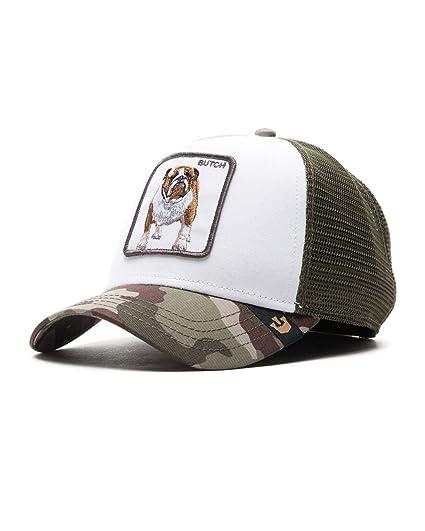 1648b0785 Goorin Bros. | Green Butch Baseball Hat | GOB_101-0250-OLI: Amazon ...