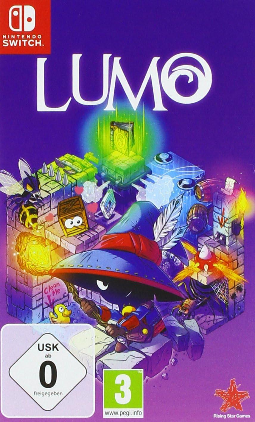 Lumo - Nintendo Switch [Importación alemana]: Amazon.es: Videojuegos