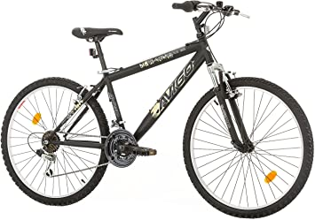 Avigo Black Stone Señor Bicicleta Mountainbike Hardtail 26 ...