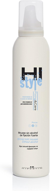 Hipertin HI Style Espuma sin Alcohol - 250 ml