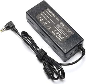 Laptop Charger for Toshiba Satellite L775 L745 L755 L305 L305D L455 L505 L505D L635 L655 L655D L855 C50 C55 C55D C55T C75 C75D E45 0950-4359 API1AD43 PA5035U-1ACA Ac Adapter Power Cord
