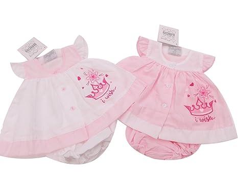 BNWT Tiny NB para bebé (talla bebés prematuros Bebé Ropa Vestido de princesa de disfraz