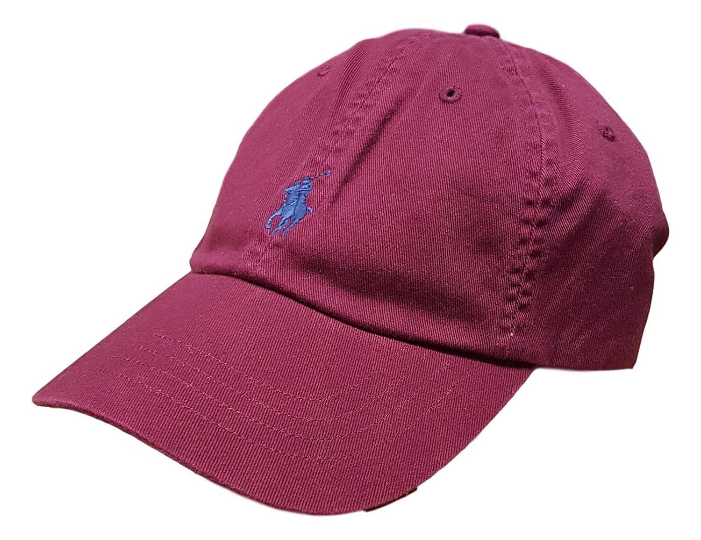 Ralph Lauren - Gorra de béisbol para Hombre (algodón), diseño de ...