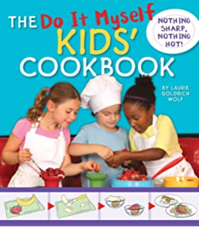 Pbs kids do it myself cookbook the editors of pbs kids the do it myself kids cookbook nothing hot nothing sharp solutioingenieria Choice Image