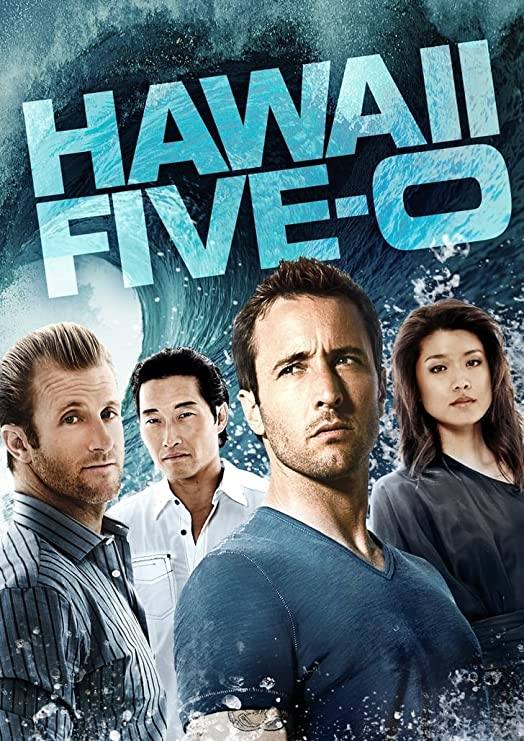 Hawaii Five 0 Season 5 Customized 14x20 Inch Silk Print