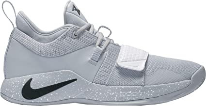 official photos 91b01 5c440 Image Unavailable. Image not available for. Color  Nike Men s PG 2.5 TB  Basketball Shoes (Wolf Grey Black White ...