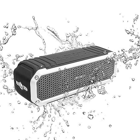 Review Archeer Splash-proof Wireless Bluetooth