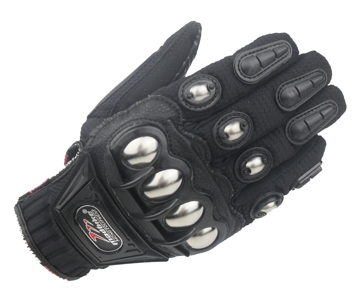 Madbike Glove Motorcycle Racing Motorbike Gloves Alloy Steel Protection XXL