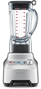 Breville The Boss Blender, Brushed Aluminium BBL915BAL