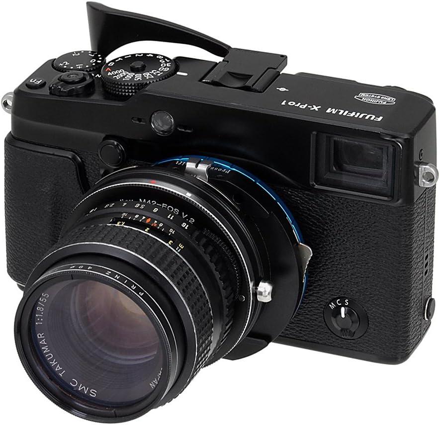 FX35 SLR Lens on Fuji X-Mount Cameras Fotodiox Lens Mount Adapter Compatible with Fuji Fujica X-Mount 35mm