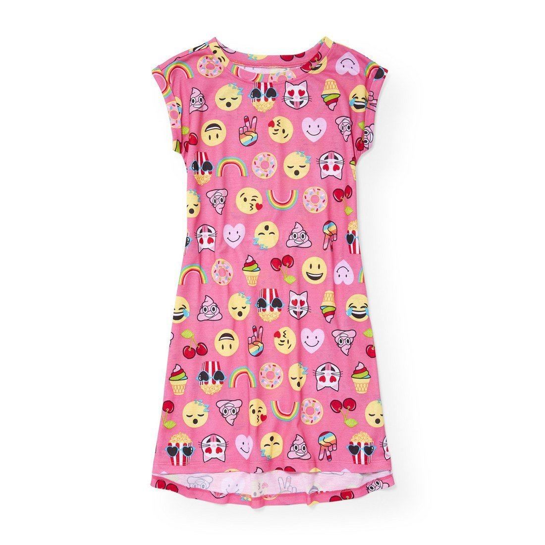 The Children's Place Girls' Baby Night Gown, Pink 99859, XS (4)