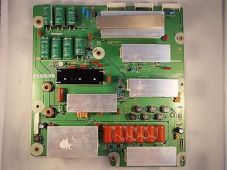 "Samsung 59/"" PN59D530A3FXZA LJ92-01846A X-Main XSUS X-Sustain Plasma Board Unit"