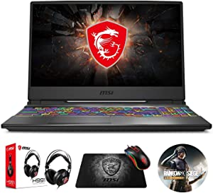 "MSI GP65 Leopard 10SEK-048 (i7-10750H, 16GB RAM, 512GB NVMe SSD, RTX 2060 6GB, 15.6"" Full HD 144Hz 3ms, Windows 10) Gaming Notebook"
